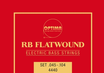 4440 RB Flatwounds